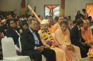 Subhag-Swami-at-University